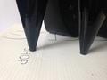 Туфли Topshop 37р. темно-синие.