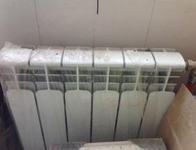 Радиаторы многосекционные