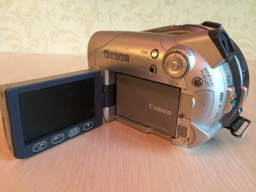 Видеокамера Canon DC-95 E