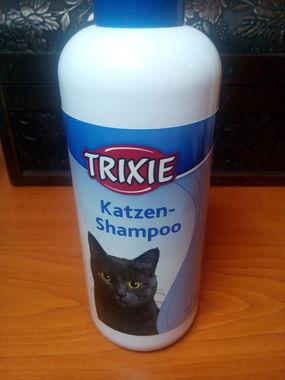 Шампунь для котов