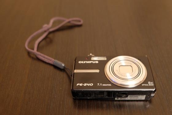 Фотоапарат Olympus FE-240