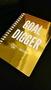 Золотий блокнот Goal Digger від блогера Бетані Ноель Мота, новий
