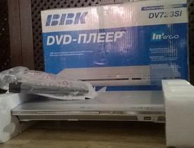 DVD плеер BBK DV 723 SI