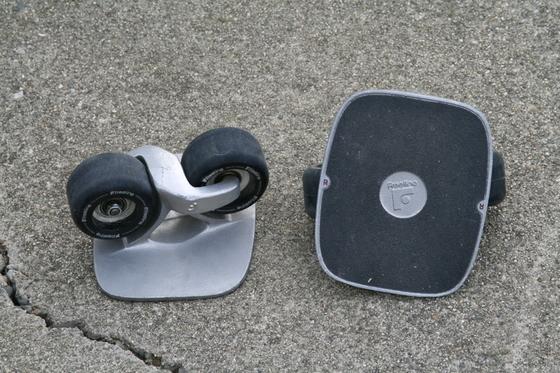 Фрілайн-скейти (пара)