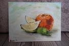 Этюд с фруктами