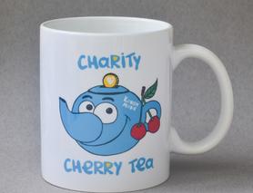 """Чашка """"Cherry Tea"""""""