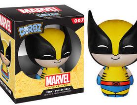 Фігурка Funko Dorbz Marvel Series One Wolverine Дорбз Милашка Росомаха