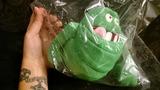 """М'яка іграшка Лизун Slimer з """"Мисливців за привидами"""" Ghostbusters"""