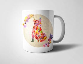 Чашка Бульдог