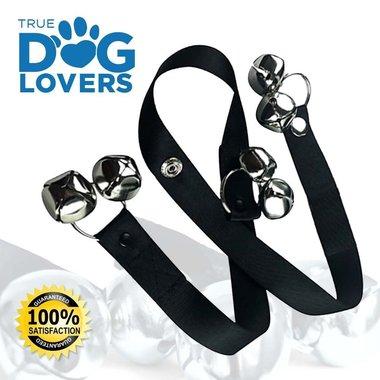 Дзвіночки True Dog Lovers для дресирування собак, привчання до вигулу