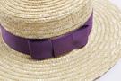 Шляпа солом'яна канотє