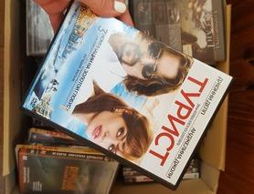 Ліцензійні DVD диски із вітчизняними та закордонними фільмами