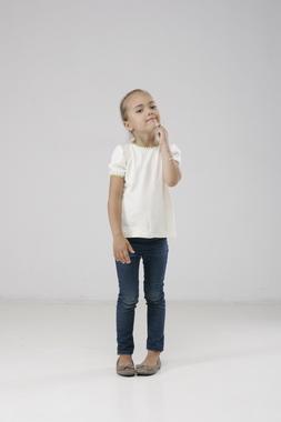 Блуза для дівчинки