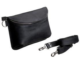 Стильна сумка із натуральної шкіри