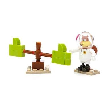 """Іграшка конструктор Mega Blocks Sandy Wacky Pack Сенді з """"Спанч Бобу"""""""