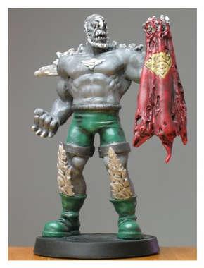 Фігурка DC Comics Doomsday Думсдей, в коробці нова