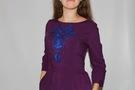 Жіноча сукня в етностилі