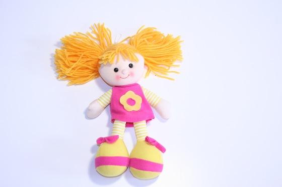 "М'яка іграшка ""Лялечка"""