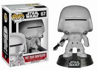 фігурка башкотряс Funko Pop! Star Wars First Order Snowtrooper, нова