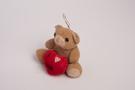 """Іграшка-брелок """"Закоханий медведик"""""""