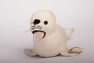 """М'яка іграшка """"Білий тюлень"""""""