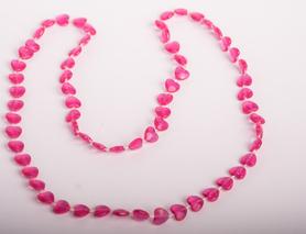"""Намисто """"Рожеві серденька"""""""