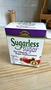 Цукрозамінник Now Foods Sugarless Sugar, 33 пакетика