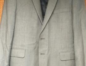 Пиджак Арбер (Arber) (серый)