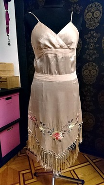 Шовкова асиметрична сукня S'nob by Sams Nobles