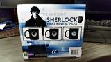 Кружка Sherlock з термопринтом, нова
