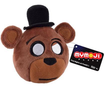 М'яка іграшка Funko MyMoji Plush Five Nights At Freddy's - Freddy, нова