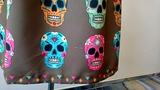 Спідниця з Цукровими Черепами Sugar Skulls, ексклюзивна модель