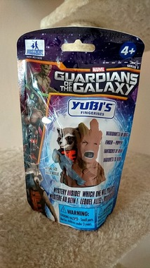 Іграшка-сюрприз Marvel Guardians of the Galaxy, Вартові Галактики