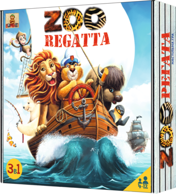 Настільна гра ZOO Регата