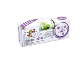 """Набір зубна паста Happy Dent  з щіткою у подарунок """"Вітамінний комплекс"""""""