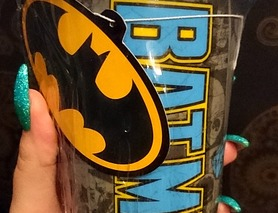 Керамічна термокружка Batman, нова