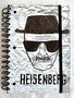 Блокнот Heisenbers (Breaking Bad) на спіралі, новий