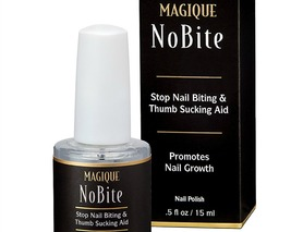 Лак для нігтів Magique NoBite проти обгризання та смоктання пальцю