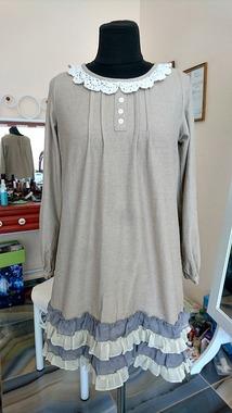 Сукня в стилі лоліта, 100% бавовна