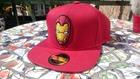 Бейсболка Bioworld Marvel Iron Man Залізна Людина, нова