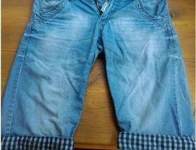 Шорты джинсовые размер S/M