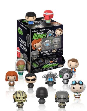 Іграшка-сюрприз Funko Pint Size Heroes, серія Science Fiction