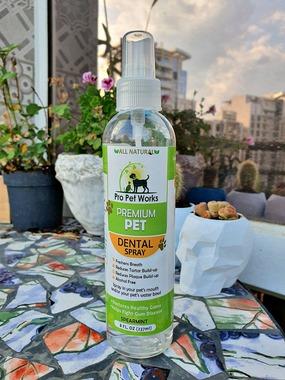 Стоматологічний спрей для тварин Pro Pet Works, 237 мл.