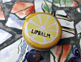 Бальзам для губ HEMA з ароматом апельсина, новий