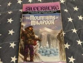 """The Mountains of Majipoor"" Robert Silverberg"