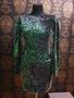 Сукня Motel Rocks - оксамит + пайетки