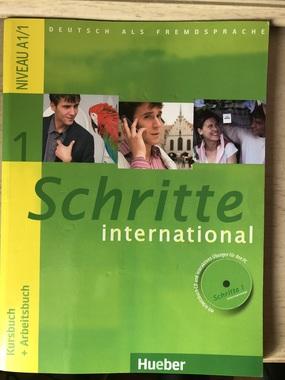 Підручник з німецької