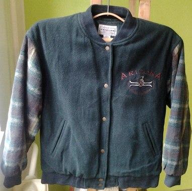 Куртка бомбер чоловіча осіння, S-M