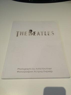 The Beatles. Фотоальбом Астрід Кірхер
