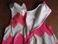 Нарядное платье - сарафан + гольфик р.104